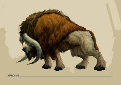 Reveal The Unseen  Top 5 of Popular Extinct Animals Aurochs one of the most popular of extinct animals in Europe  Aurochs is  believed to have evolved from cattle from India about 2 million years ago