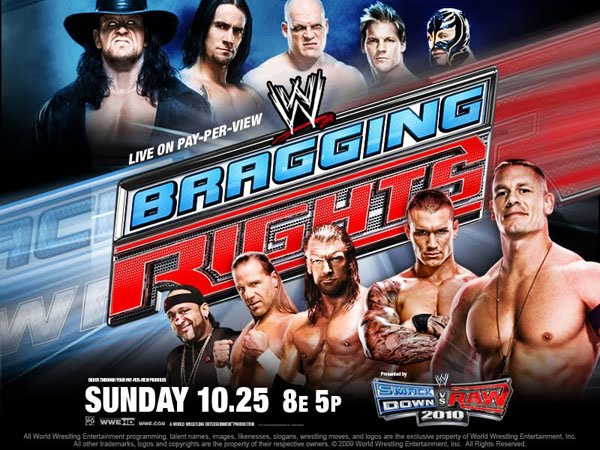Wwe Bragging Rights 2009 Predictions Updated Smark Out