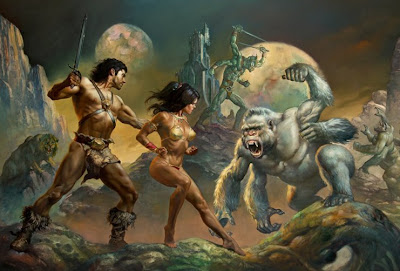 John Carter of Mars Película