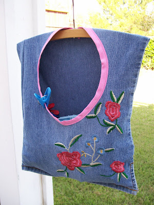 Crafty Sewing Projects Recycling Clothing