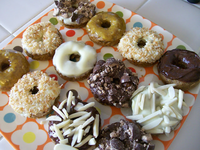 Doughnuts Protein Powder Recipes Weight Loss Surgery Bariatric Cooking Menus Sugarfree Diabetes RNY WLS VSG
