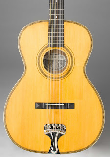 from the bench fraulini guitars 12 string tailpiece. Black Bedroom Furniture Sets. Home Design Ideas