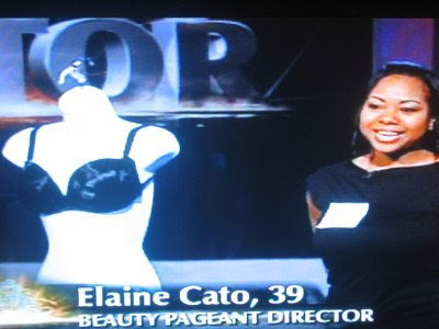 40bb3f4883 So When Does Elaine Cato s 6-1 Bra Hit Stores