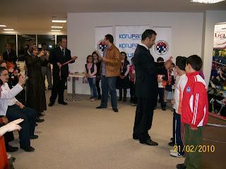 Şubat 2010 Yaş Grupları Satranç Turnuvası