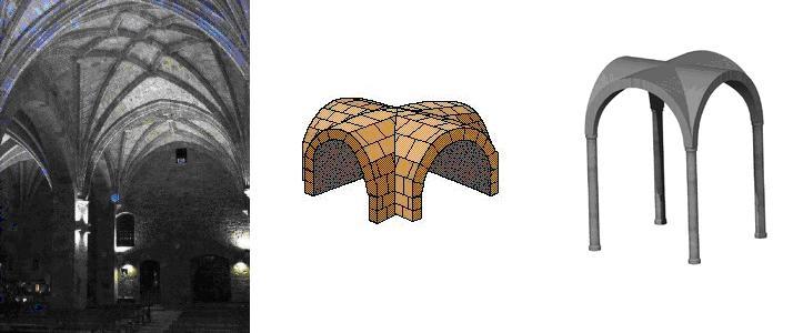 Arquitectura romana historia del arte for 5 tecnicas de la arquitectura