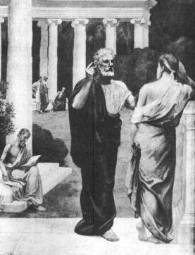 Comparison of Plato and Aristotle's Political Theories