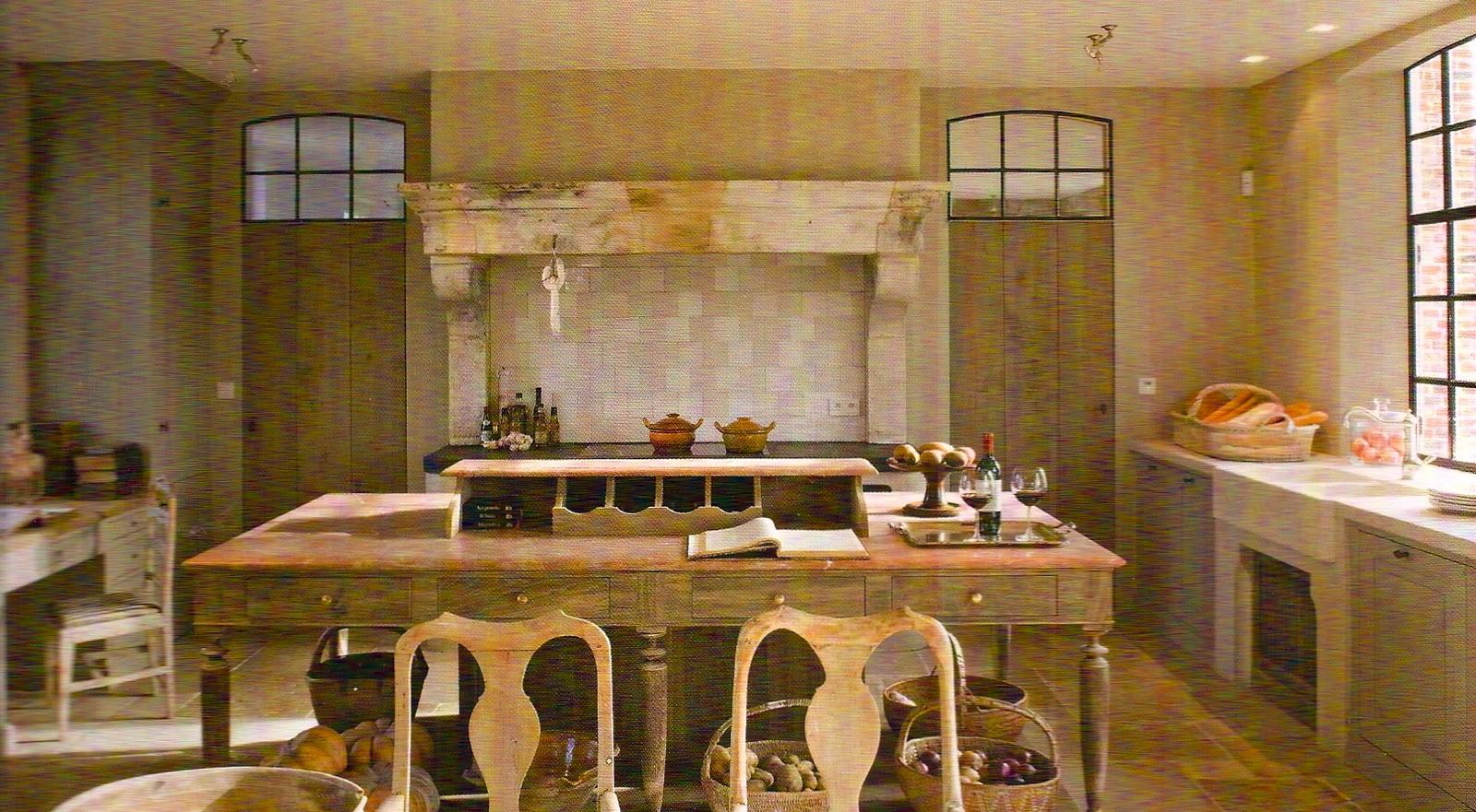 Kitchen Decor Cheap Kitchen Remodeling: Décor De Provence: The Perfect Belgian Kitchen
