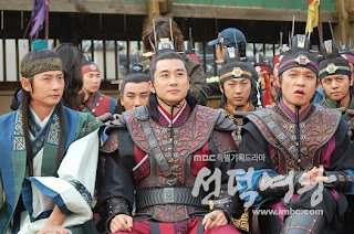 Catatanku: Queen Seon Deok male cast 2 - Famous Hwarang ...