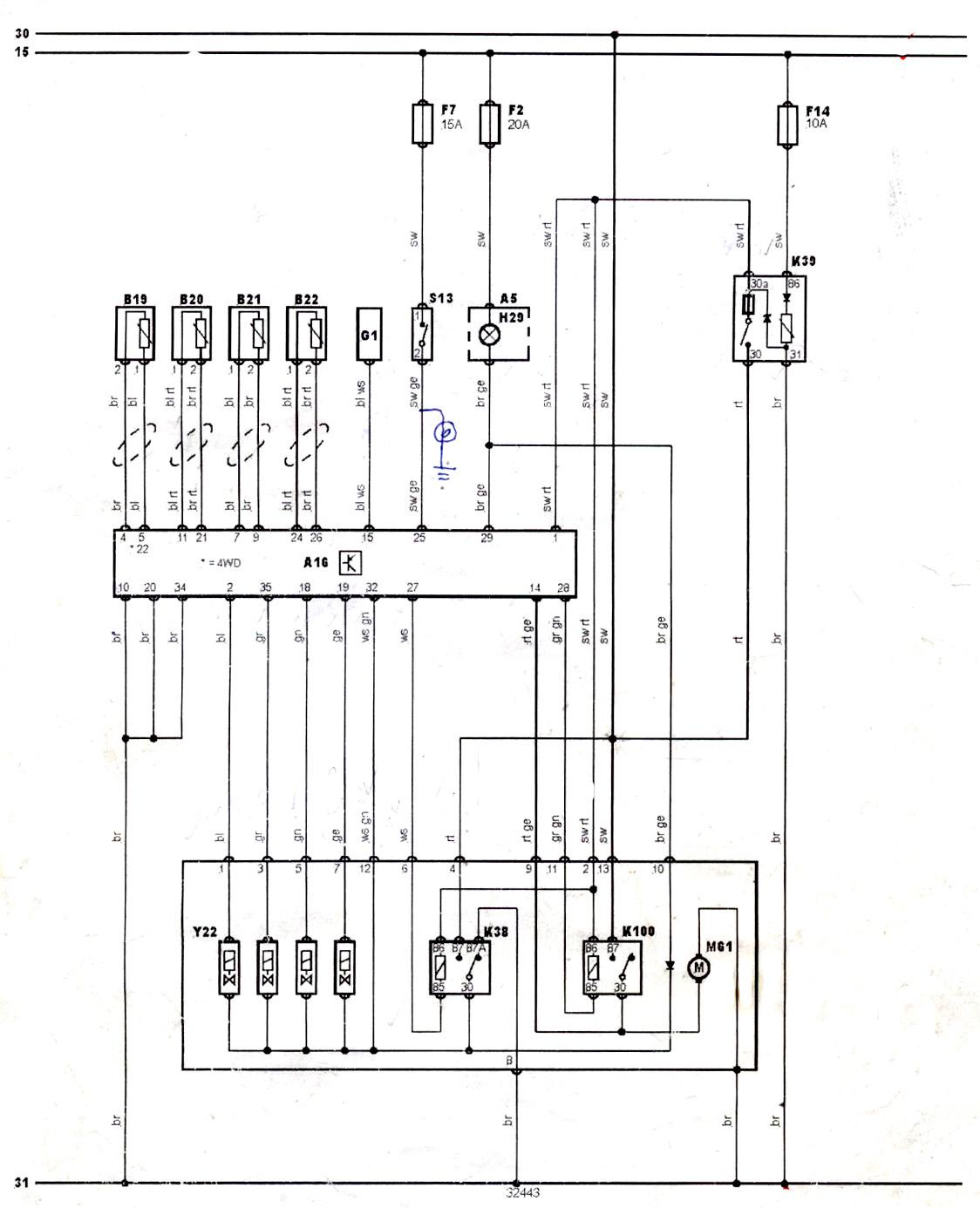 Abs Ecu Wiring Diagram - Block And Schematic Diagrams •
