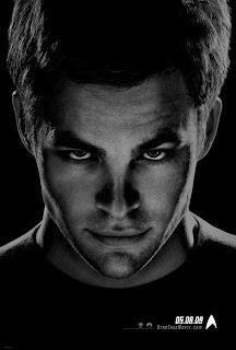 Chris Pine as James T. Kirk in Star Trek Movie