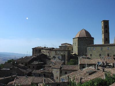 Volterra in Italy