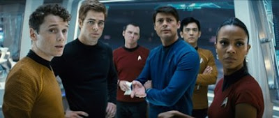Star Trek Movie directed by JJ Abrams
