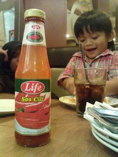 familyria92 life adalah sos cili