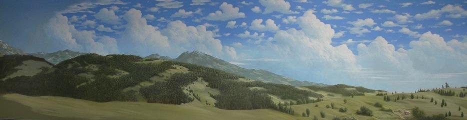 Usmrr aquia line and other model railroad adventures - Model railroad backdrops ...