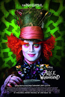 Tim Burton, Alice in Wonderland