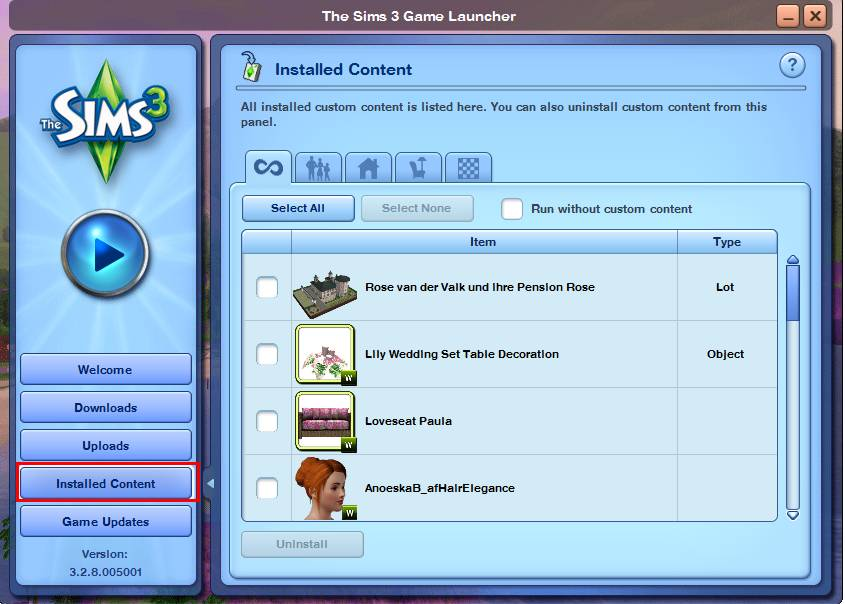 How to get rid of unwanted Custom Content – Crinrict's Sims