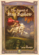 The Legend of Steel Bashaw