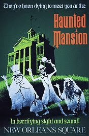 Happy Halloween & Happy 40th Birthday to the Haunted Mansion