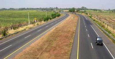 Jalan Tol di Bandar Lampung