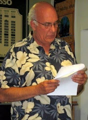 California poet and painter Ed Coletti