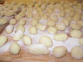 Ricetta Gnocchi Con I Fiocchi Di Patate.La Cucina Di Federica Gnocchi Con I Fiocchi