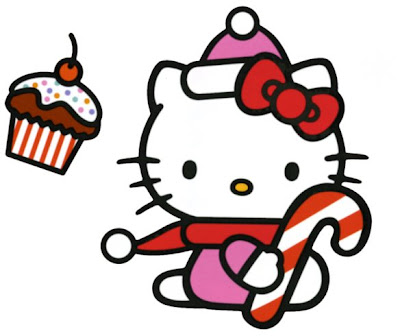 hello kitty amor emoji