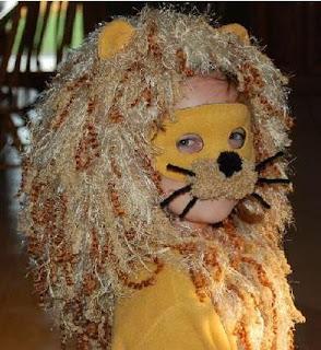 ideas disfraz casero de león