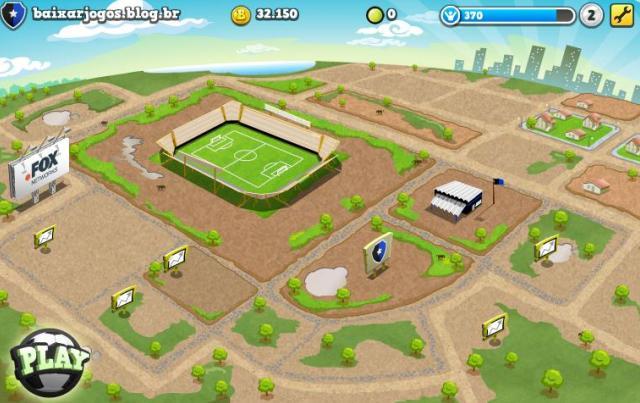 Jogo Bola Social Soccer