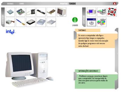 Simulador de Defeitos no Computador