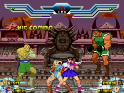 jogo Street Fighter 2008 The Balance Edition