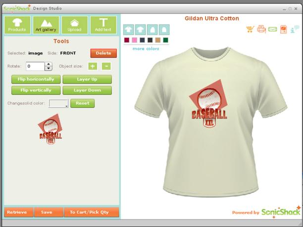 Download Desktop T shirt Creator (Mendesain Pakaian Sendiri)