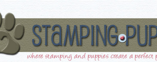 Stampin Puppies: SSC52 Birthday Morning Meadow