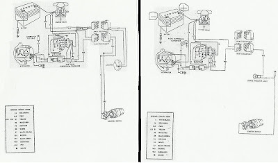 1965 Ford Mustang Alternator Wiring Diagram • Wiring