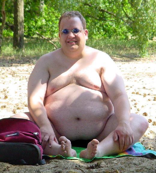 Old Fat Naked Men 36