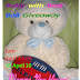 """Baby with Bear/ Ball Giveaway"""