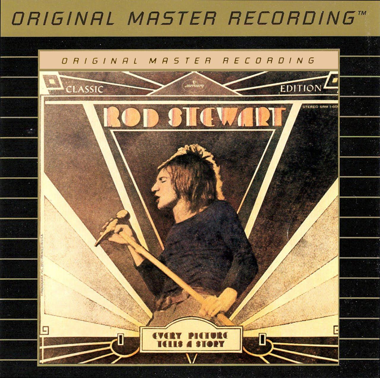 My Music Collection Rod Stewart