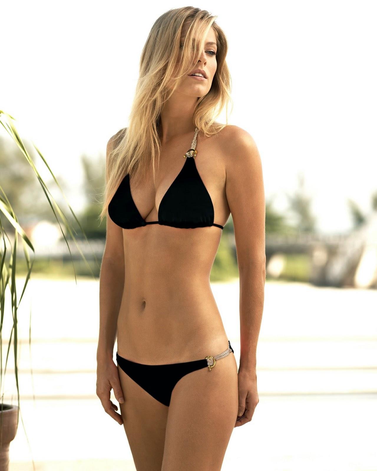 Selin Dion Automotive Area Sexy Brazilian Model Celine Brink In Swimwear