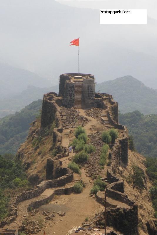 Naresh Gotad: Forts in Mararashtra