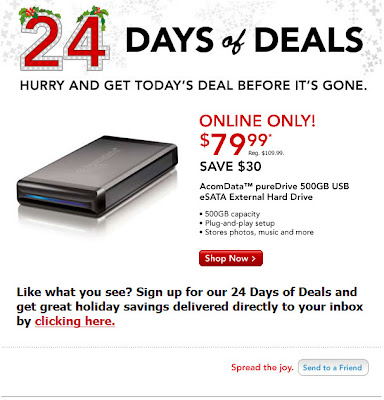 AM Inbox: On the 24th day of Christmas my true love gave to me