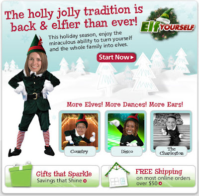 AM Inbox: ElfYourself returns, but has competition | Oracle