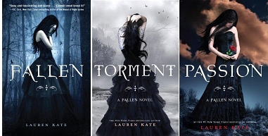 death is evaded in the fallen series by lauren kate