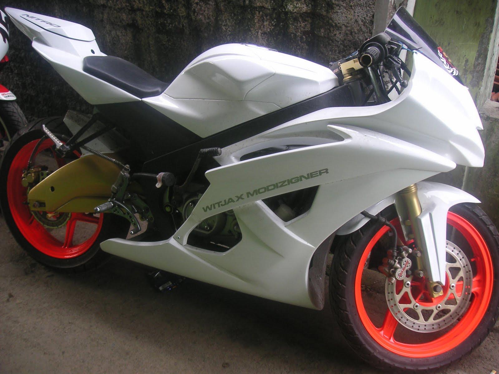 Koleksi Ide Modifikasi Motor Trail Di Bandung Terupdate Velgy Motor