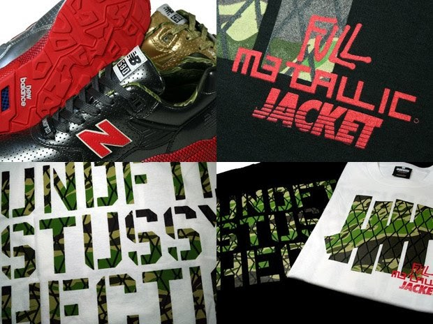 DIFFERENT from different  teddy p. allen  Stussy x UNDFTD x realmad HECTIC 760a80ca7f