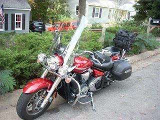 Yamaha Star Motorcycles Yamaha V Star 1300 Tourer