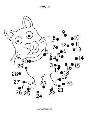 Number Names Worksheets printable dot to dot puzzles : Top of Texas Gazette: Dot to Dot Puzzles
