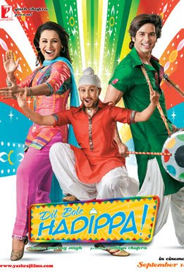 Dil Bole Hadippa (2009) Movie Poster