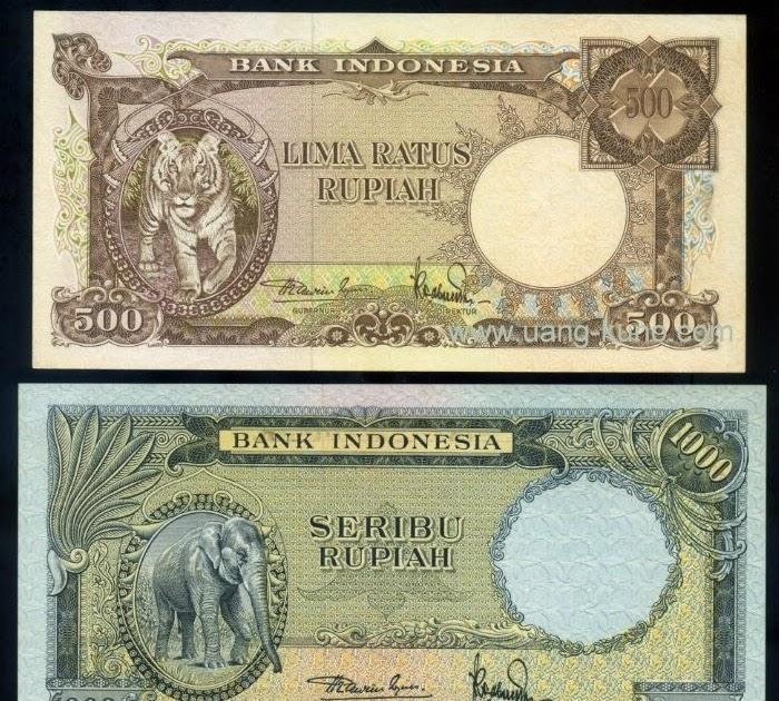 Uang Kuno: 14. Kisah Si Macan Dan Si Gajah