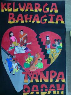 Contoh Gambar Poster Dadah Zentoh