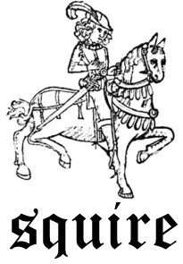 Chaucer at AU: The Squire Shows His Rank