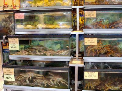Food4Thot: Jin Chwan Seafood Garden, Selayang